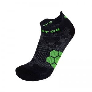 Enertor Advanced Nilit Innergy Energy Run Socks